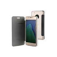 Acheter Etui à rabat Muvit pour Motorola Moto G5S