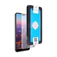 Acheter Film verre trempé Force Glass Huaweï P20 Pro avec applicateur
