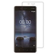 Acheter Film verre incurvé Muvit Nokia 8