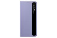 Acheter Étui à rabat Clear View Samsung Galaxy S21 Plus