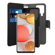 Acheter Etui à rabat Magnétique Puro pour Samsung Galaxy A42 5G Noir