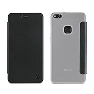 Acheter Folio Case Muvit Noir pour Huawei  P10 Lite