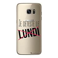 Acheter La Coque Française Je déteste le lundi Samsung S7
