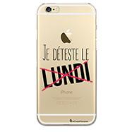 Acheter La Coque Française Je déteste le lundi iPhone 6S