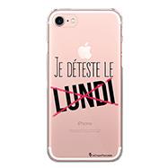 Acheter La Coque Française Je déteste le lundi iPhone 7