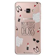 Acheter La Coque Française Mes petites choses Samsung A3 2017