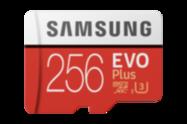 Acheter Carte Mémoire MicroSD Samsung EVO Plus avec adaptateur SD