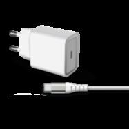 Acheter Chargeur Secteur Force Power USB-C et câble USB-C 1.2 mètre 25W