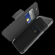 Acheter Etui à rabat Engage pour iPhone 11 noir
