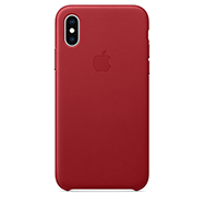 Acheter Coque cuir Apple pour iPhone XS