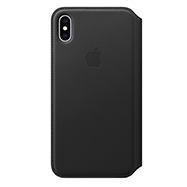 Acheter Etui à rabat Cuir Apple iPhone XS Max