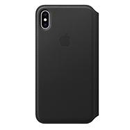 Acheter Folio Cuir Apple pour iPhone XS Max