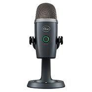 Acheter Microphone Blue Yeti Nano Gris foncé