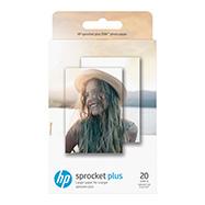 Acheter Papier Zink 20 pour imprimante HP Sprocket Plus