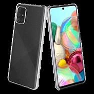 Acheter Coque Transparente Recyclée pour Samsung Galaxy A71