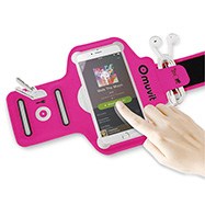 Acheter Brassard Muvit compatible avec téléphone  4 - 4,7 pouces