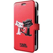 Acheter Etui à rabat Karl Lagerfeld iPhone 7