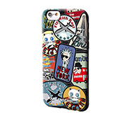 Acheter Coque Karl Lagerfeld Monde iPhone 6, 6S