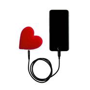Acheter Batterie de secours MojiPower coeur