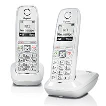 Afficher les avis pour le produit Gigaset AS405 Duo Blanc