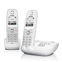 Afficher les avis pour le produit Gigaset AS405 Duo avec Répondeur
