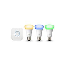 Afficher les avis pour le produit Kit de démarrage ampoules E27 Philips Hue white and color