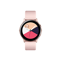 Afficher les avis pour le produit Montre Samsung Galaxy Watch Active - Rose