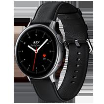 Afficher les avis pour le produit Montre Samsung Galaxy Watch Active2 4G Acier Argent 44mm