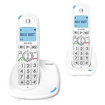 Afficher les avis pour le produit Alcatel XL575 Duo