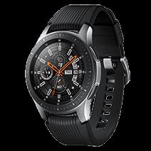 Afficher les avis pour le produit Montre Samsung Galaxy Watch 4G Gris Acier 46 mm