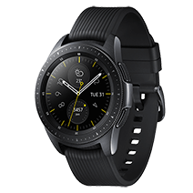 Afficher les avis pour le produit Montre Samsung Galaxy Watch 4G Noir Carbone 42mm