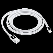 Afficher les avis pour le produit Câble de charge Apple USB-A vers Lightning 2 mètres