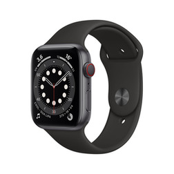 AWS6 44 mm Space Gray