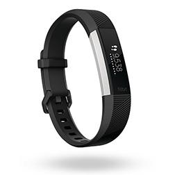 Bracelet FITBIT Alta HR noir VUE 1