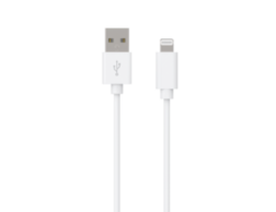 Cable de charge et Synchronisation Bigben USB-A vers Lightning 2 m