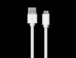 Cable de charge et Synchronisation Bigben USB-A vers USB-C 1 m