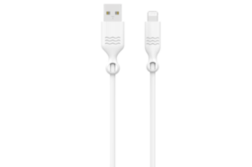 Cable De Charge USB-A Lighting Just Green