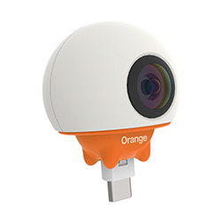 Camera 360 ORANGE Live Cam vue 5