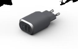 Chargeur Secteur USB-A et USB-A Force Power