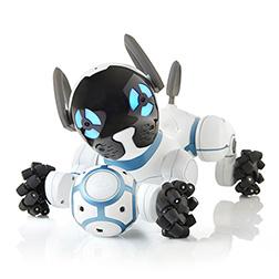 Chien Robot Chip avec balle