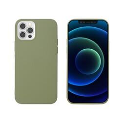 Coque Colored Myway iPhone 12 Max et Pro Vert