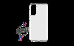 Coque Made in France Samsung Galaxy S21 Transparente