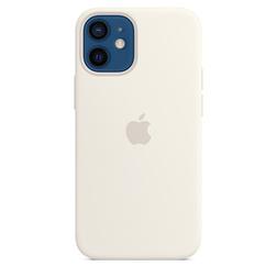 Coque Silicone Apple blanche
