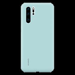 Coque silicone Huawei P30 Pro Bleu Clair