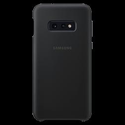 Coque silicone Samsung Galaxy S10e Noir - vue 2
