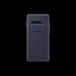 Coque silicone Samsung Galaxy S10plus bleu - vue 2