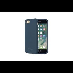 Coque Smoothie iPhone SE Bleue