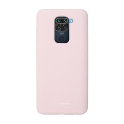 Coque Smoothie Rose Xiaomi Redmi Note 9