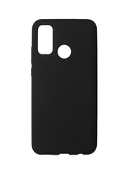 Coque Touch Silicone Huawei P Smart 2020 Noire