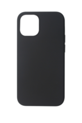 Coque Touch Silicone iPhone 12 Pro Max Noire